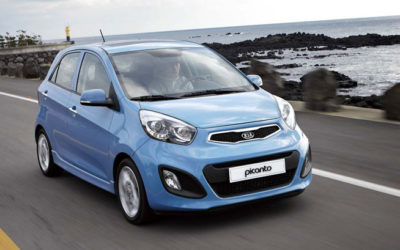 Kia Picanto 1.0 Active Hatchback 5-door Euro 6.2
