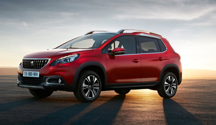 Peugeot 2008 BlueHDi 100cv Allure Cross over