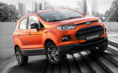 Ford Eco Sport 1.5 TDCi 95cv Business Sport