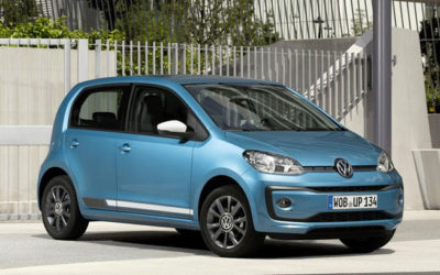 Volkswagen UP 1.0 TSI 66kW high up