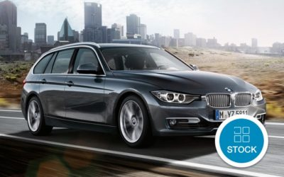 BMW 318d Touring Business Advantage