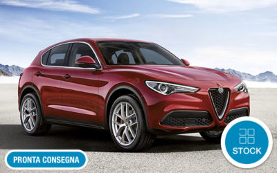 ALFA ROMEO Stelvio 2.2 Turbodiesel 180 CV AT8 RWD Executive