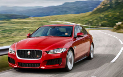 JAGUAR XE 2.0 D 180 CV aut. Pure/Prestige Business Edition