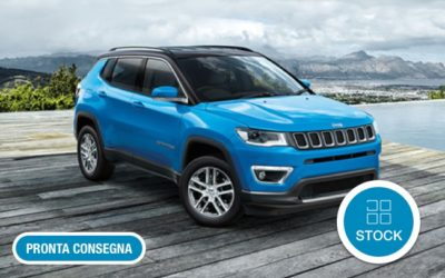 Jeep COMPASS LIMITED 2.0 MULTIJET 140CV 4WD AT9
