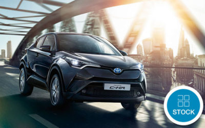 Toyota C-HR 1.8H (122CV) E-CVT BUSINESS