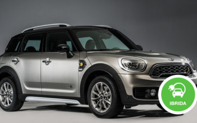 Mini Countryman Cooper S E ALL4 automatica