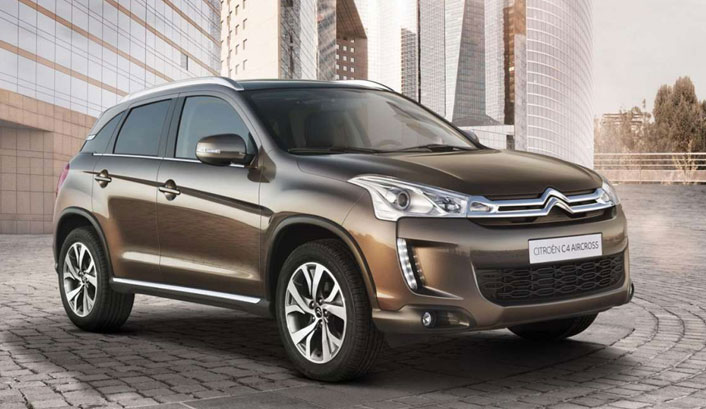 Citroen C4 Aircross ATTRACTION HDI 115 S&S 2WD