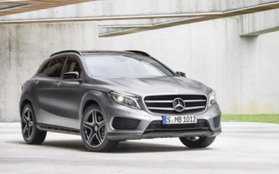 Mercedes-Benz Classe GLA 180 d Business