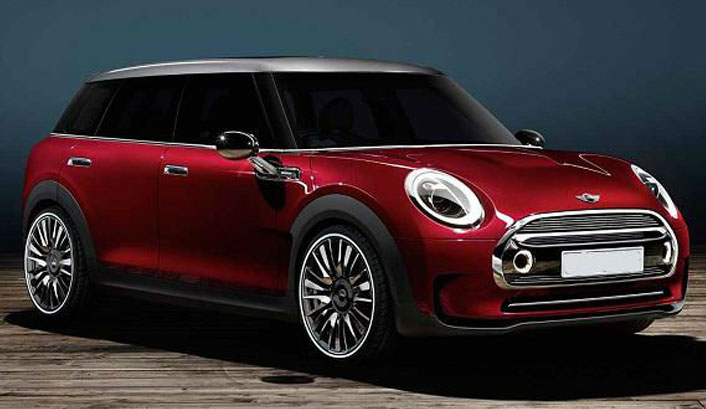 Mini Clubman Cooper D Business SW