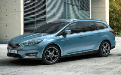 Ford Focus SW 1.5 TDCi 95cv S&S Business SW