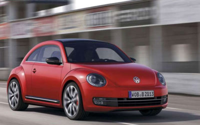 Volkswagen Maggiolino 2.0 TDI Design BlueMotion Tech. Cabrio 2-door