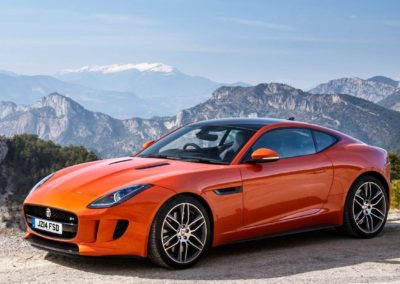 JAGUAR F-Type 2.0 aut. Coupé