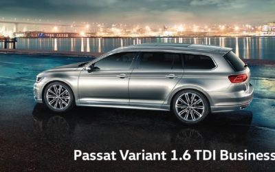 VOLKSWAGEN Passat Variant 1.6 TDI DSG Business BlueMotion Tech.