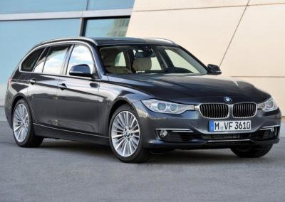 BMW 316d Touring Business Advantage