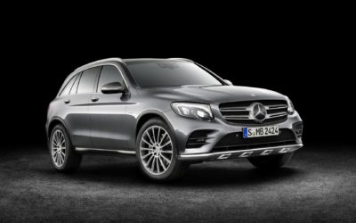 MERCEDES GLC 220 d 4Matic Business