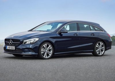 MERCEDES CLA 180 d S.W. Automatic Business