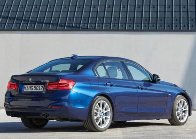 BMW 316d Business Advantage