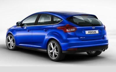 FORD Focus 1.5 EcoBlue 120 CV 5p. Business
