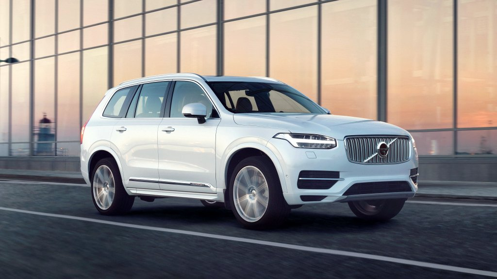 VOLVO XC90 D4 Geartronic Business Plus