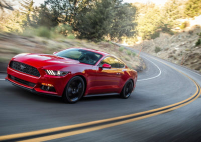 FORD Mustang Fastback 2.3 EcoBoost 02