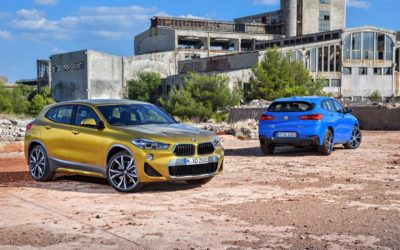 BMW X2 sDrive18d Advantage