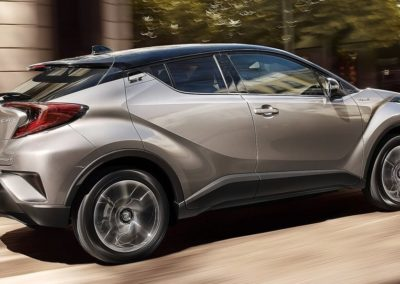 TOYOTA C-HR 1.8 Hybrid CVT Business