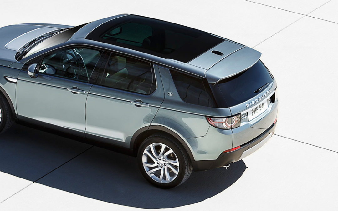 LAND ROVER DISCOVERY SPORT 2.0 TD4 150cv