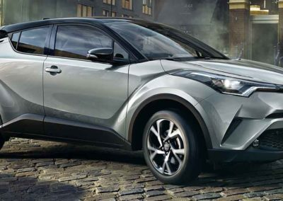TOYOTA C-HR 1.8 Hybrid CVT Business_01