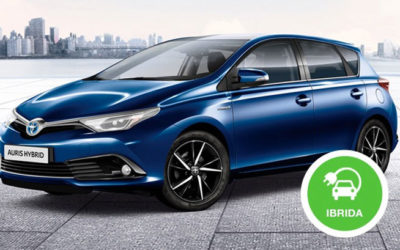Toyota Auris HYBRID BUSINESS