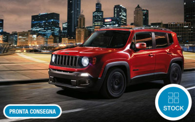 Jeep RENEGADE MY18 LIMITED 1.6 MULTIJET 120CV