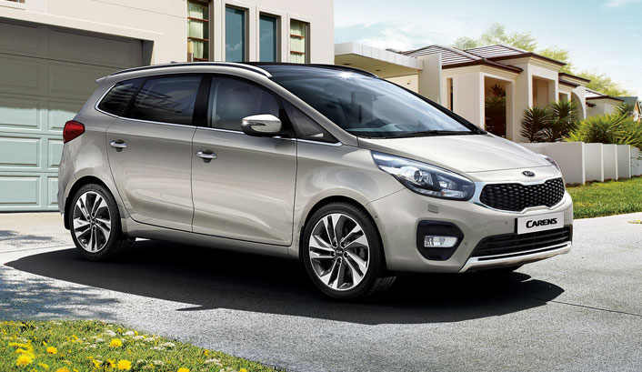 Kia Carens 1.7 CRDi 115 cv BUSINESS CLASS