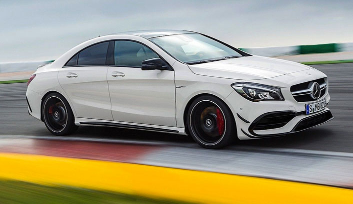 Mercedes-Benz Classe CLA 180 d Automatic Business