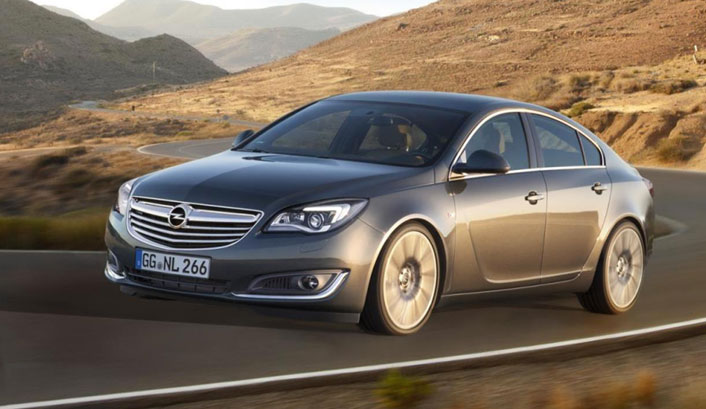 Opel Insigna 1.6 CDTI Advance 110cv S&S MT6