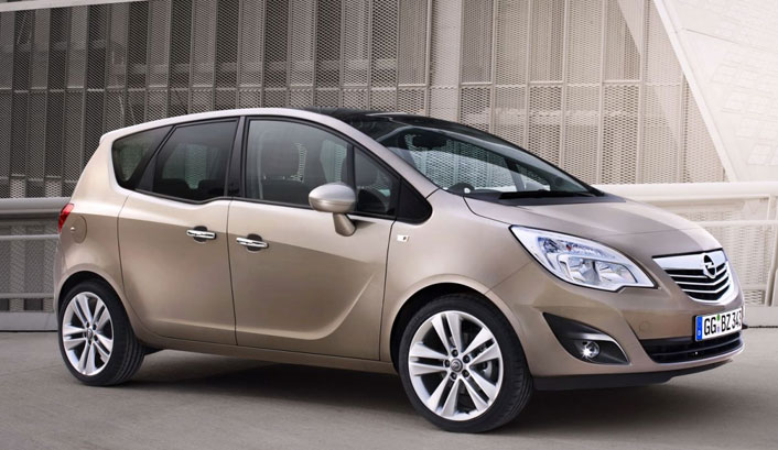 Opel Meriva 1.6 CDTI Advance 95cv S/S MT6
