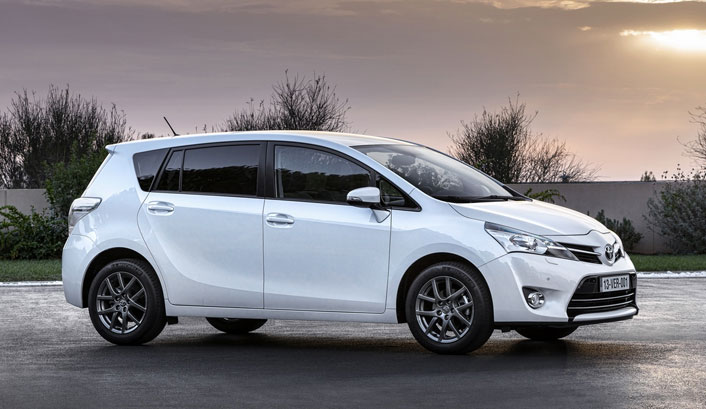 Toyota Verso 1.6 D-4D Active