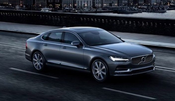 Volvo S90 D3 Business Plus Sedan